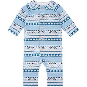 Reima Lyhde Mono Bebés, azul/blanco